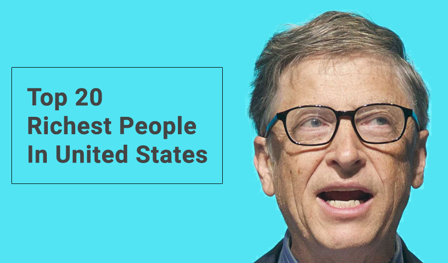 Richest People In United States