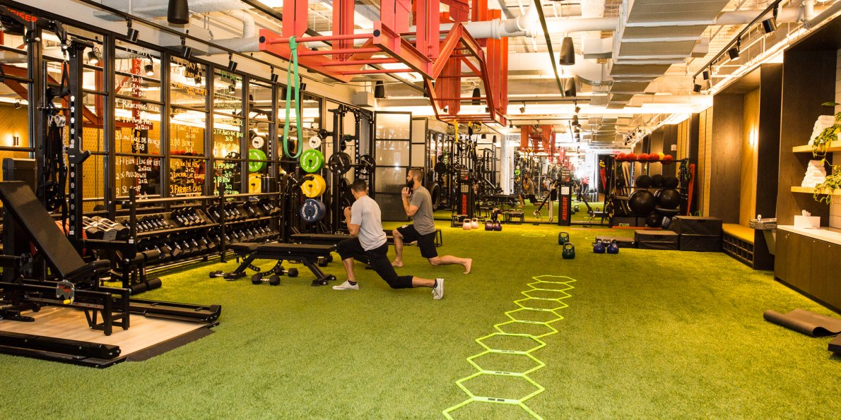 WeWork gym opens in NYC: price, photos, review