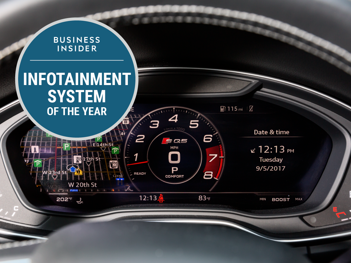 2017 Infotainment System of the Year