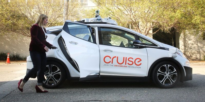 Self-driving cars could boost GM's revenue