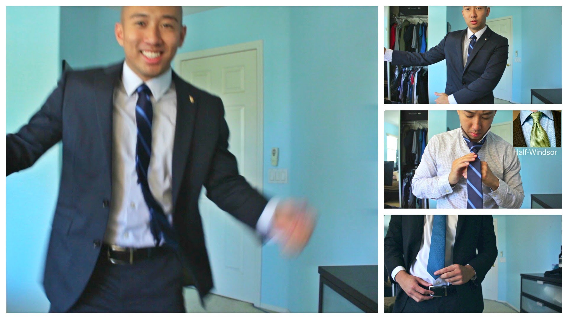 What To Wear To An Interview For Men In 5 5 Min The Entrepreneur Fund