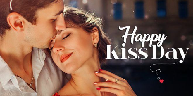 Happy Kiss Day 2019 Wishes Images, Quotes, Status, SMS