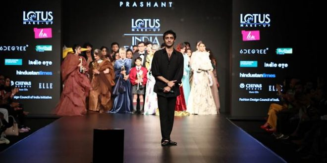 Lotus Make Up India Fashion Week 2019 Day 2 Designers Play With Shades Of White Black And Ivory The Entrepreneur Fund