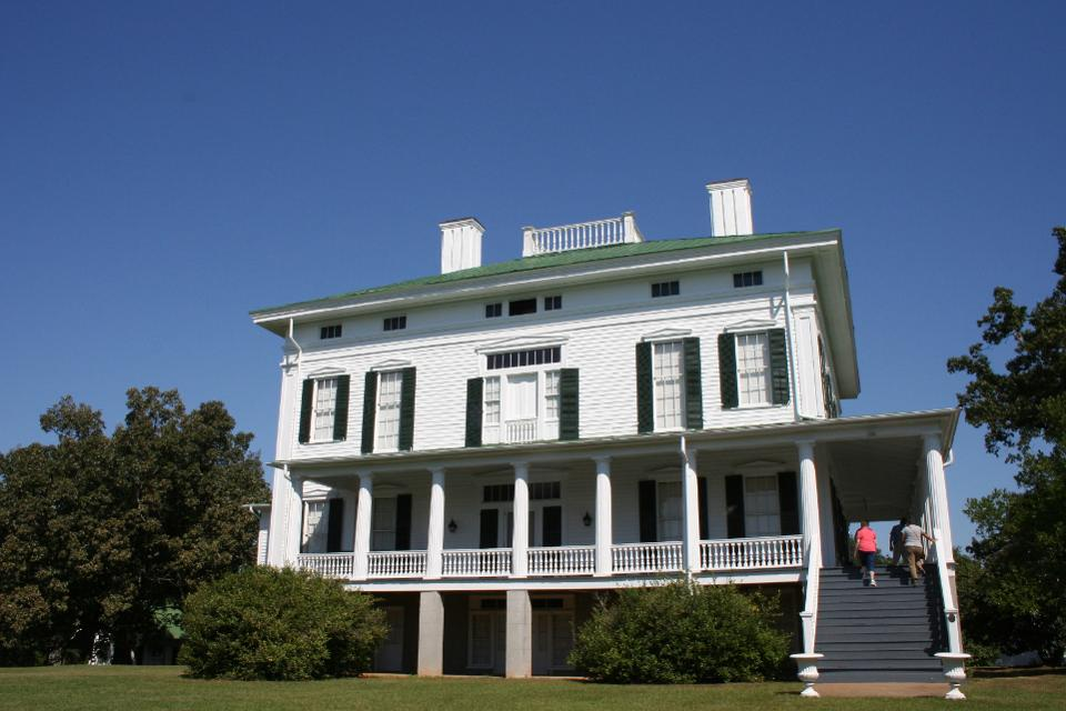 Redcliffe Plantation State Historic Site is in Beech Island and was completed in 1859.