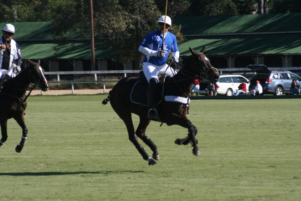 Aiken Polo Club's Whitney Field is a main attraction in Thoroughbred Country.