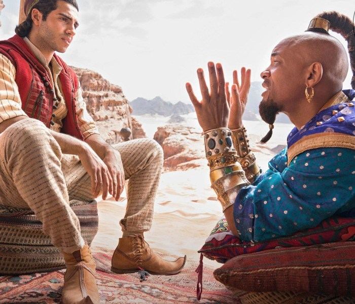 Sallah: 'Aladdin', Top Choice Movie For FCT Funseekers