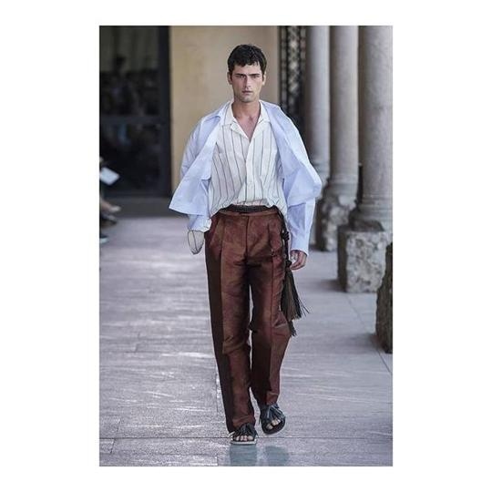 Oversized, Boxy And Exaggerated: Men's Shirting Gets Wild