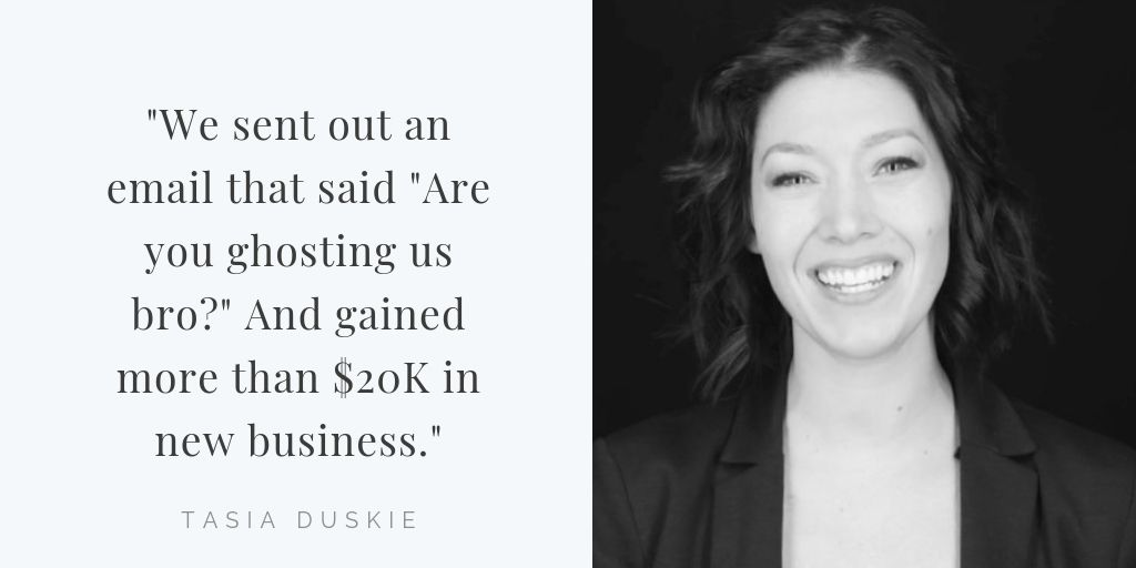 taisa duskie, marketing ideas, marketing mistakes