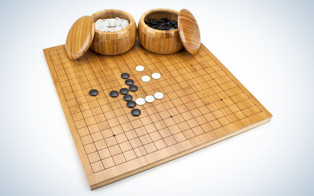 A strategy game that's lasted 2,500 years.