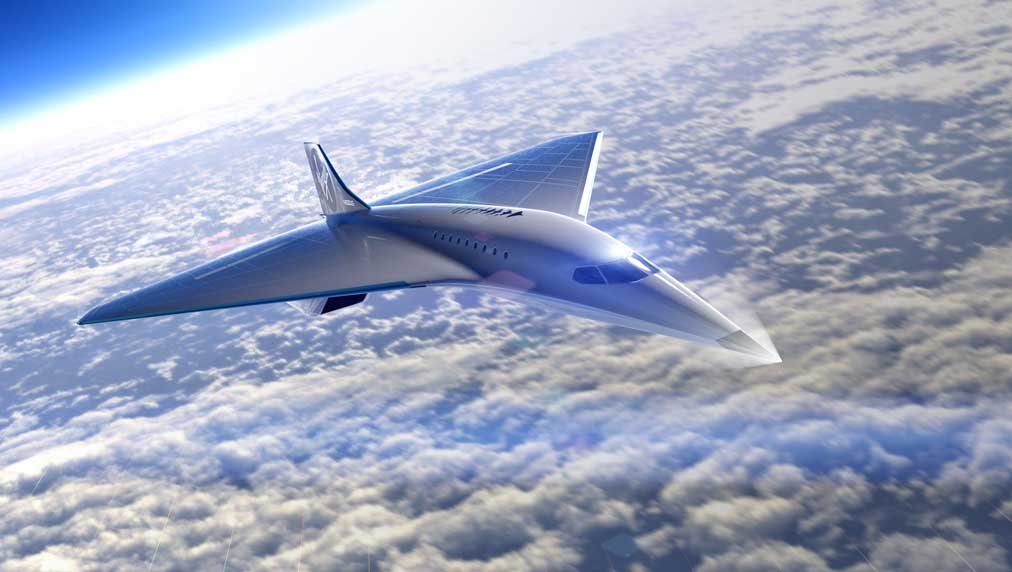 Virgin Galactic Stock Rises On New High-Speed Aircraft ...